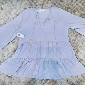 ARITZIA- Blouse w/tags size small (wilfred)